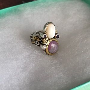 Jewelry - QVC Ring, size 7.5